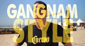 jose cuervo gangnam style